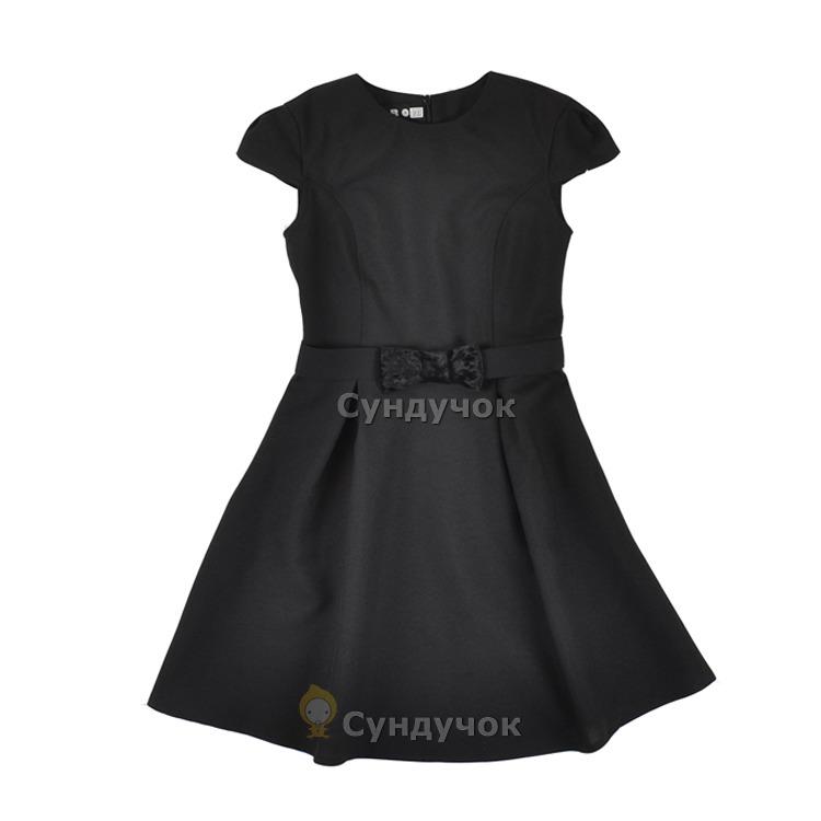75d7b73658c Платье Jasmine с велюровым бантиком (P030555) tb-P030555 купить в Киеве и  Украине