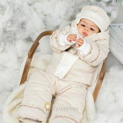 Купити зимовий комбінезон на дівчинку в Києві і Україні a7952aef8922e