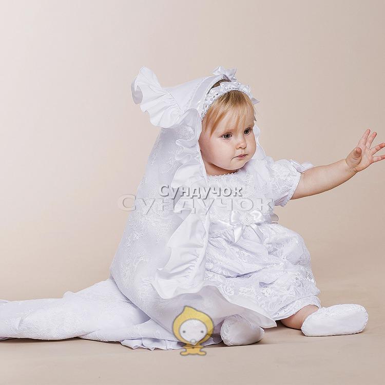 20444d1005f173 Крижма утеплена Варвара mn-801 купити в Києві та Україні, доступні ціни -  інтернет магазин дитячого одягу | Сундучок