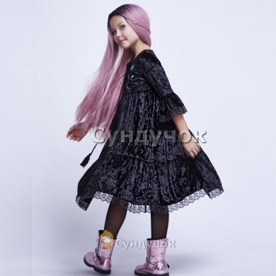 Плаття Etno Black Chic mm-1010 купити в Києві та Україні ffc935f0bb2ea